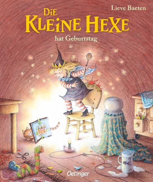 Die kleine Hexe hat Geburtstag als Buch (gebunden)
