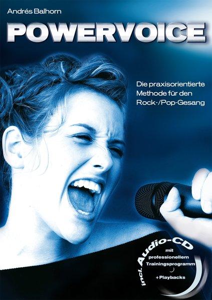 Powervoice. Mit CD als Buch (kartoniert)