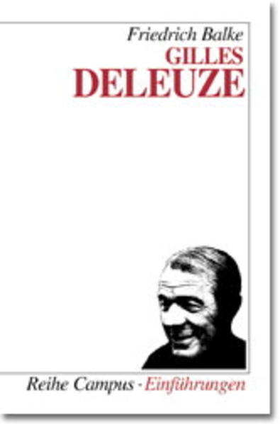 Gilles Deleuze als Buch