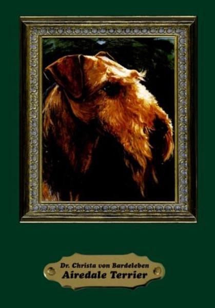 Airedale Terrier als Buch (gebunden)