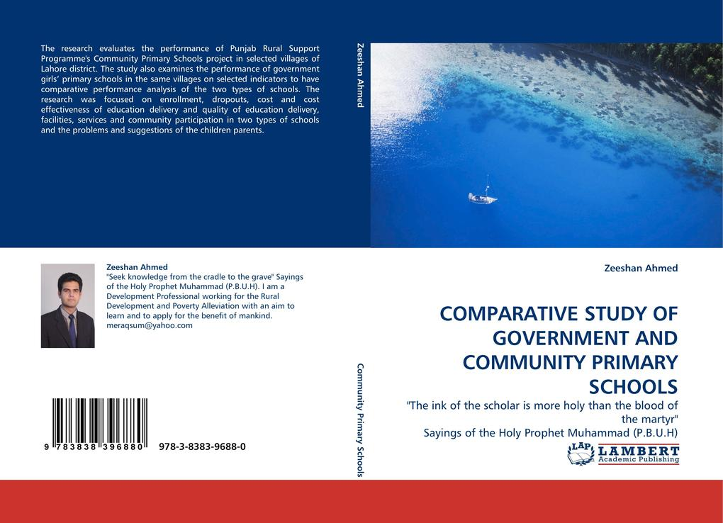 COMPARATIVE STUDY OF GOVERNMENT AND COMMUNITY P...