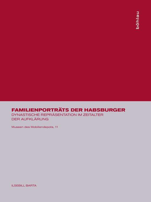 Familienporträts der Habsburger als Buch