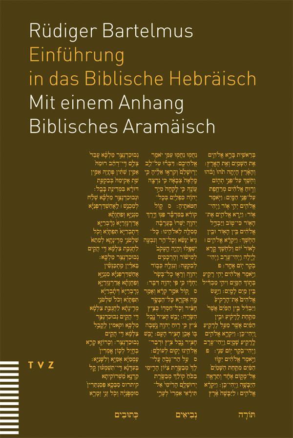 Einführung in das Biblische Hebräisch als Buch ...
