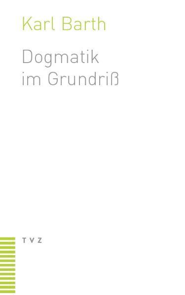 Dogmatik im Grundriß als Buch