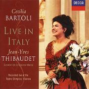 Bartoli Live In Italy als CD