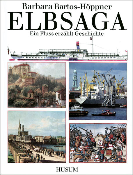 Elbsaga als Buch