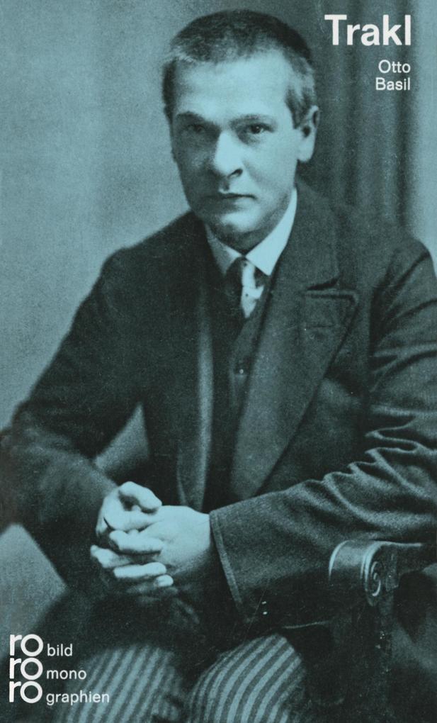 Georg Trakl als Taschenbuch