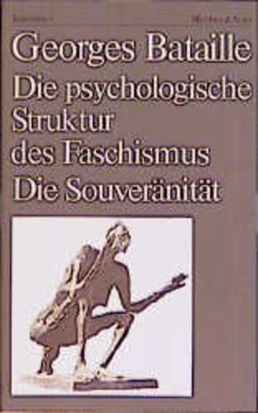 Die psychologische Struktur des Faschismus. Die Souveränität als Buch