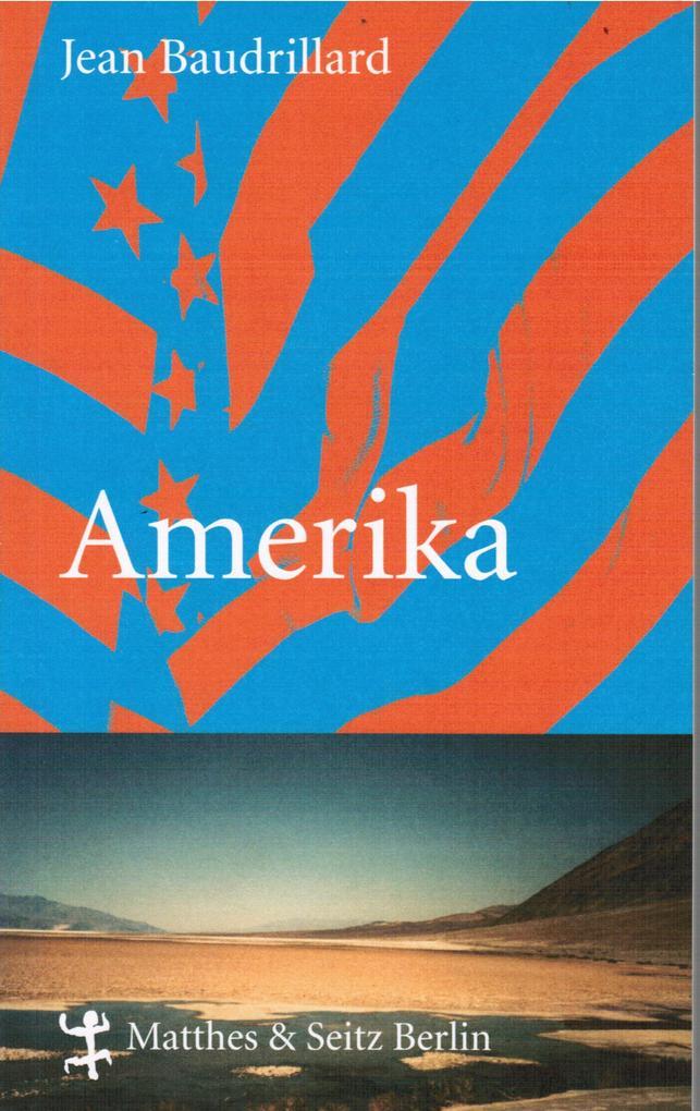 Amerika als Buch