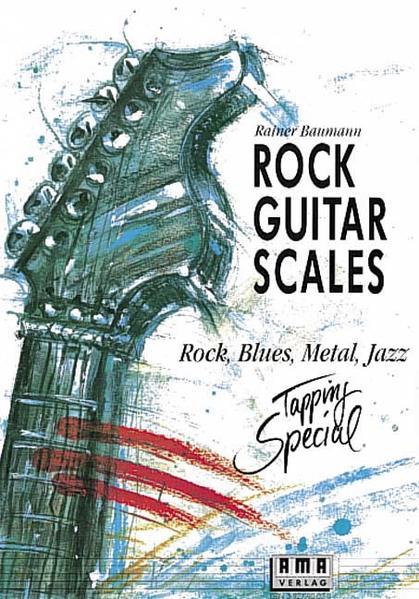 Rock Guitar Scales als Buch (kartoniert)