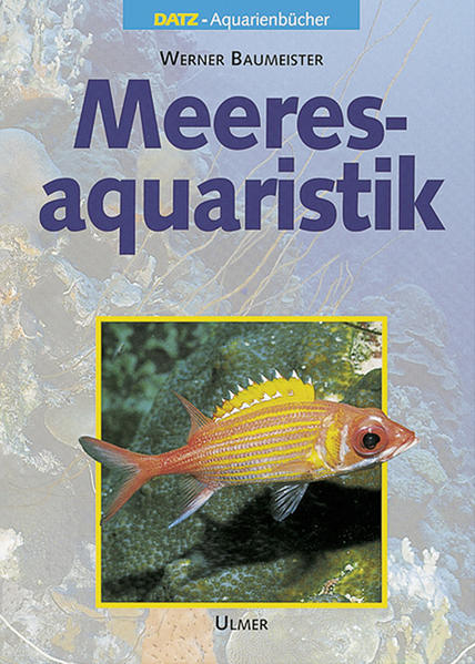 Meeresaquaristik als Buch