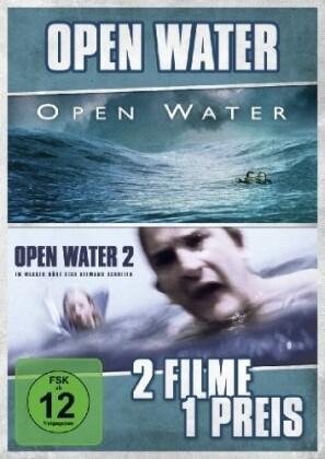 Open Water 1 & 2 als DVD