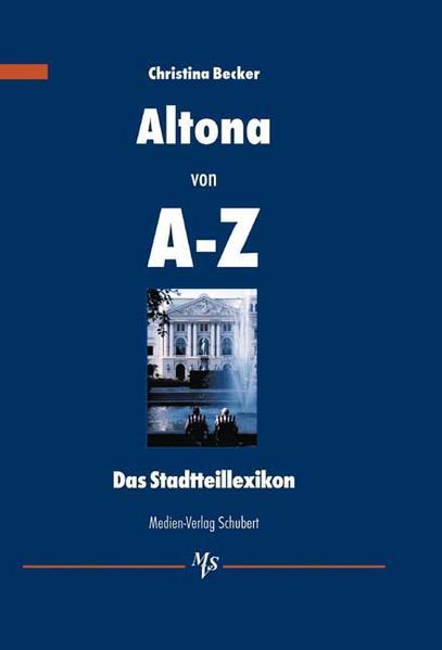 Altona von A - Z als Buch