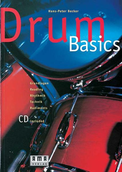 Drum - Basics. Inkl. CD als Buch