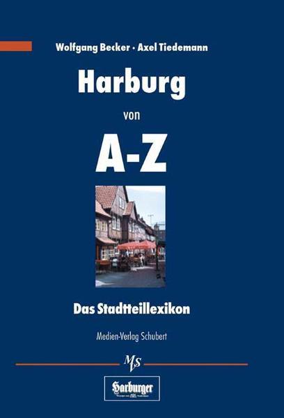 Harburg von A - Z als Buch