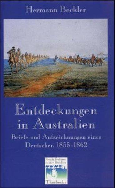 Entdeckungen in Australien als Buch