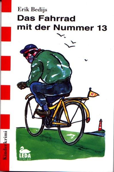 Das Fahrrad mit der Nummer 13 als Buch