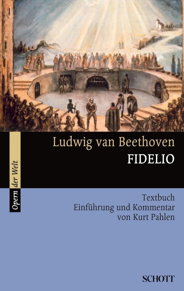 Fidelio als Buch