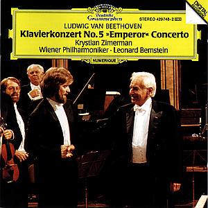 Klavierkonzert Nr. 5 ' Emperor Concerto'. Klassik-CD als CD