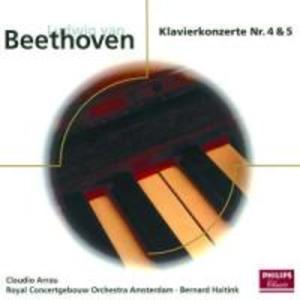 Klavierkonzerte 4,5 als CD