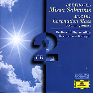 MISSA SOLEMNIS/KRÖNUNGSMESSE als CD