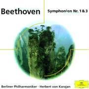 Sinfonien 1,3 als CD