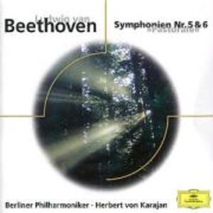 Sinfonien 5,6 als CD