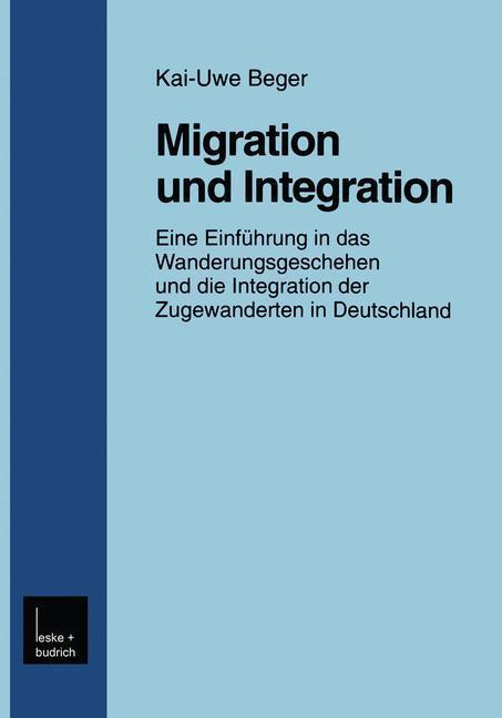 Migration und Integration als Buch