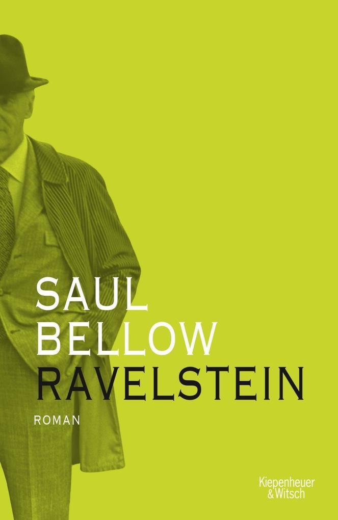 Ravelstein als Buch