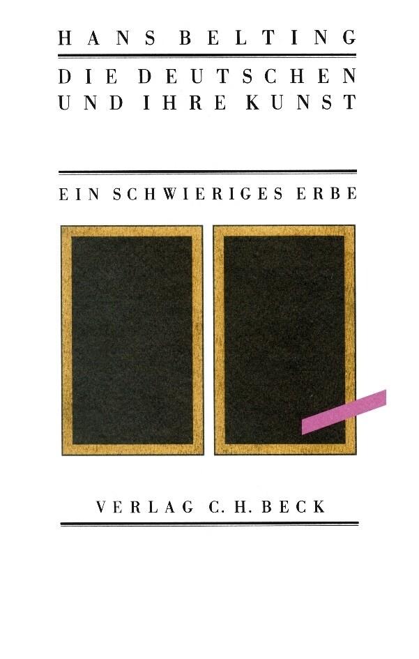 Die Deutschen und ihre Kunst als Buch