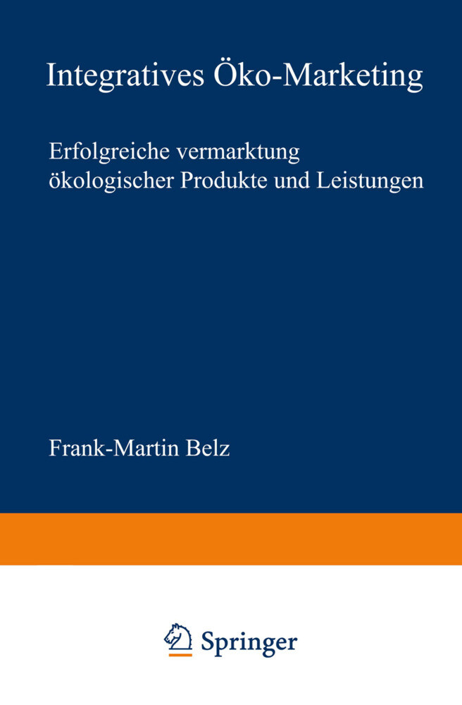 Integratives Öko-Marketing als Buch