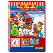 Benjamin Blümchen. Eisprinzessin, Weihnachtsmann. DVD