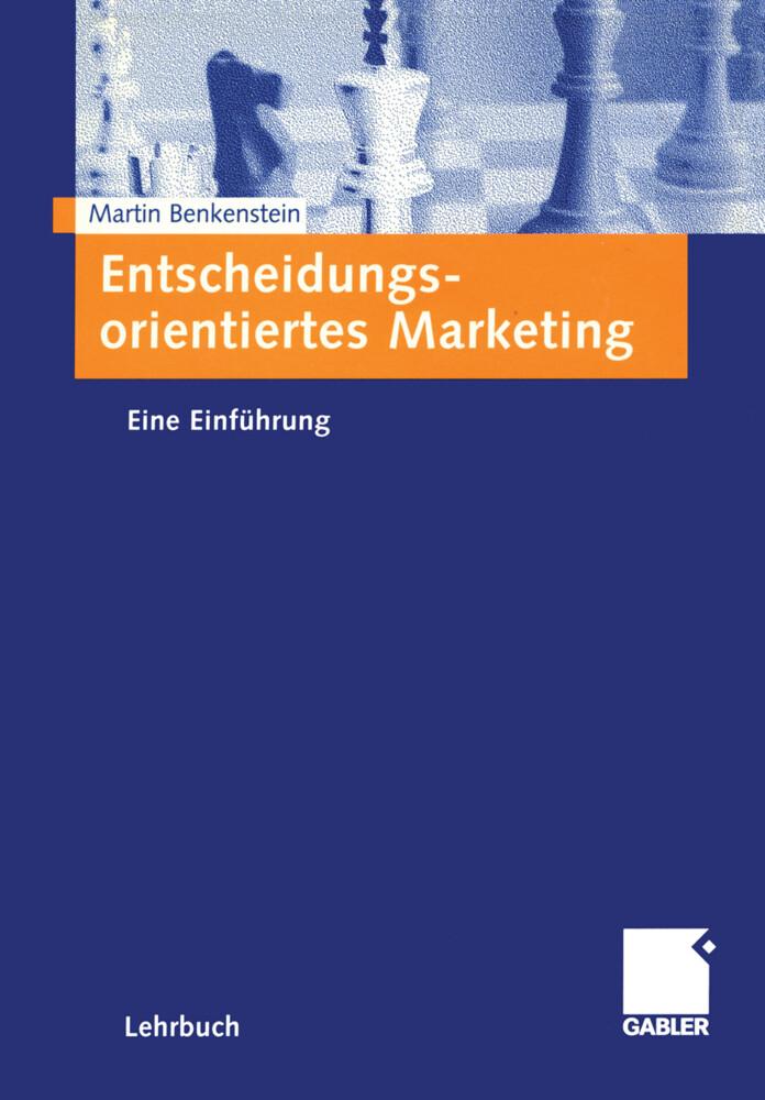 Entscheidungsorientiertes Marketing als Buch