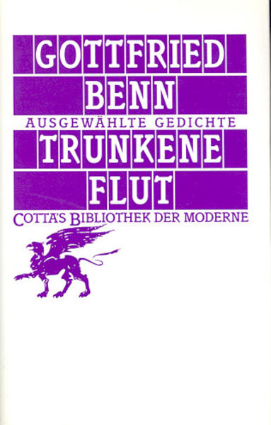Trunkene Flut als Buch