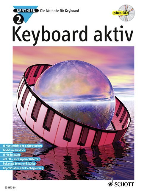 Keyboard aktiv 2. Mit CD als Buch