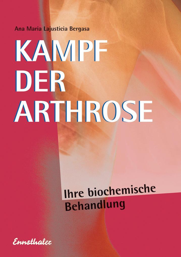 Kampf der Arthrose als Buch