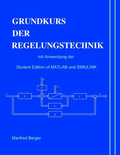 Grundkurs der Regelungstechnik als Buch