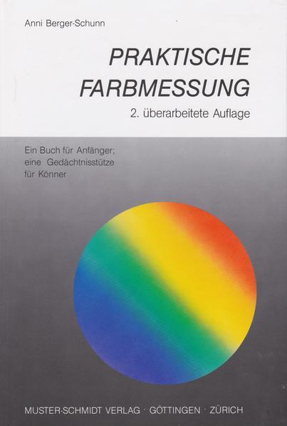 Praktische Farbmessung als Buch