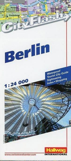 Berlin 1 : 24 000. City Flash als Buch