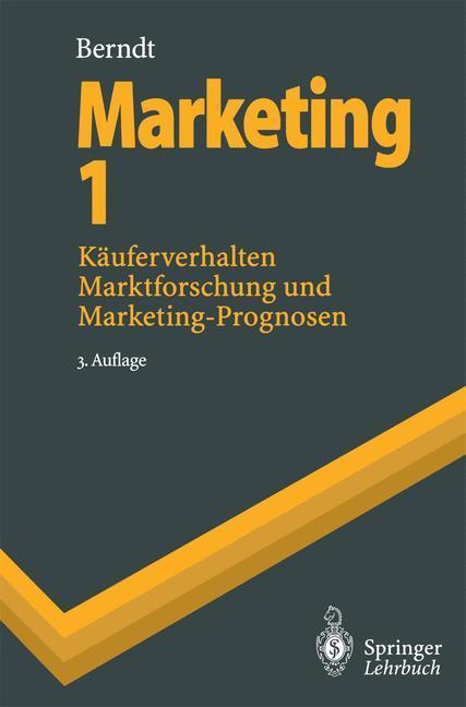 Marketing I als Buch