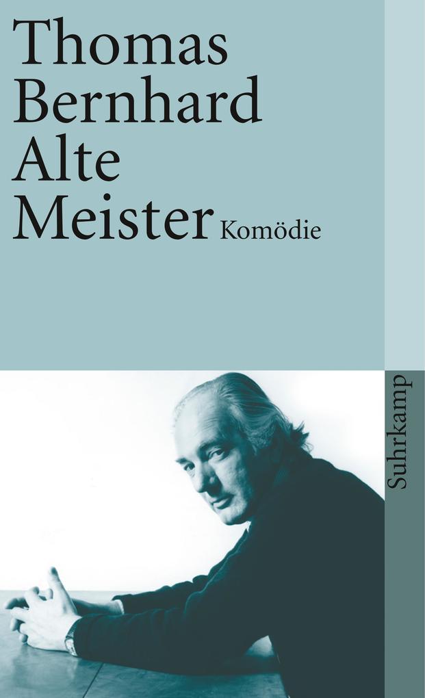Alte Meister als Taschenbuch