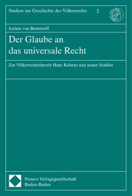 Der Glaube an das universale Recht als Buch