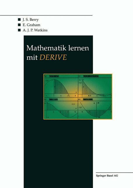 Mathematik lernen mit DERIVE als Buch