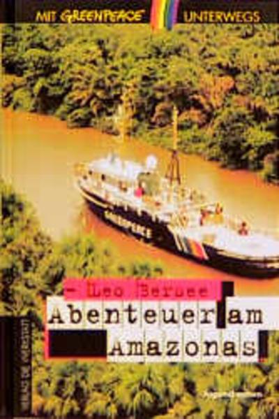 Abenteuer am Amazonas als Buch