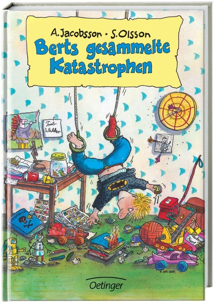 Berts gesammelte Katastrophen als Buch