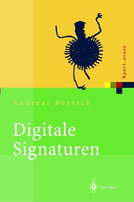 Digitale Signaturen als Buch