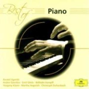 Best Of Piano als CD
