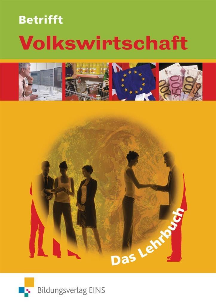Betrifft Volkswirtschaft - Das Lehrbuch. Nordrhein-Westfalen als Buch