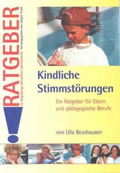 Kindliche Stimmstörungen als Buch