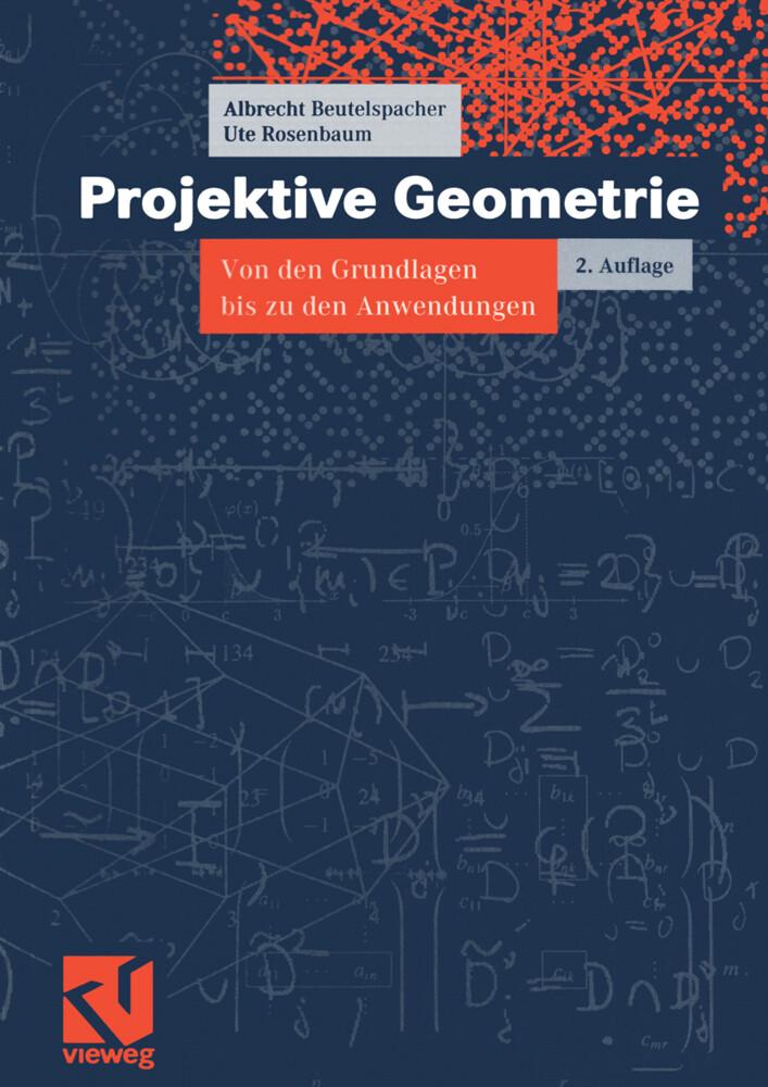 Projektive Geometrie als Buch